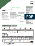 Dse6610 20 Data Sheet
