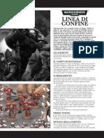 Warhammer 40,000 Linea Di Confine