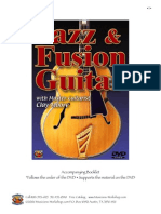 Jazz & Fusion Guitar With Clay Moore