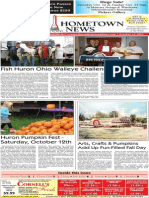 Huron Hometown News - October 10, 2013