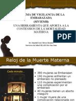 Sistema de Vigilancia de la Embarazada
