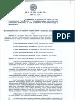 Ley 1309-98 Distribucion de Royalties