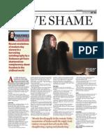 Slave Shame - Evening Herald