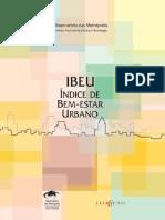 IBEU - Indice de Bem-estar Urbano