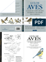 Guía de aves, Svensson-Mullarney (1º ed. OMEGA)