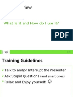 APIA VAN Training IntroPP
