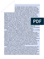 Prologue Au Testament ''