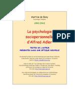 Psycho Alfred Adler