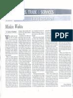 Artikel Miskin Waktu (TIME POVERTY)