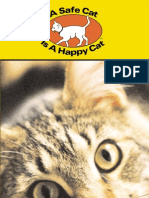 Safe Cats Brochure General