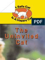 Safe Cats Brochure Uninvited Cats