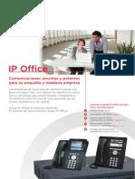 Conocer a Fondo IP Office