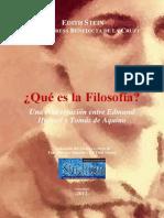 _Que-es-la-Filosofia_ - Stein, Edith.pdf