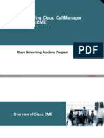2+IPT+Configuring Cisco CME