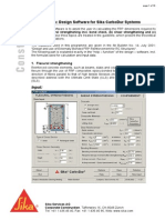 Sika FRP Design Program Manual