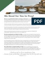 Newsletter October 2013