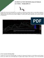 Barsticks Patterns Price Action Method (James16 Method)