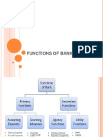 functions of banking
