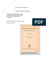 Bispo, A.a. - Pesquisa Cultural Comparativa - Etnografia e Arqueologia
