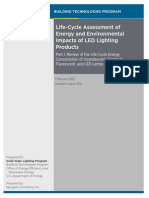 2013 LED Lifecycle Report