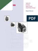 45 Series E Frame Repair Manual (520L0609 Rev a-1 August 2006)