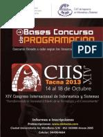 Bases Concurso Programacion