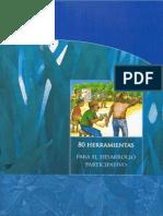 80 Herramientas Para El Desarrollo Participativo