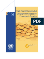 Trade Finance Infra Development Handbook_COPYRIGHT_ UNITED NATIONS