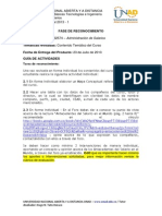 Guia de Reconocimiento - Admon de Salarios Intersemestral 2013 - 1