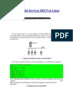 Instalacion Del Servivor DHCP en Linux Mint 11