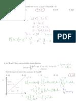 Exam 7 Solutions