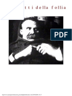 Nietzsche Bigliettifollia