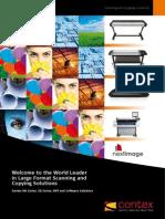 Contex HDSD Brochure