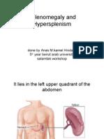 Splenomegaly and Hypersplenism