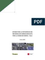 Estudio carril-bici Huesca