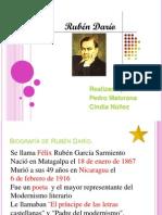 Pedro de Ruben Dario