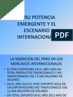 El Peru Como Potencia Emergente