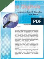 Orientação do gt. redes digitais