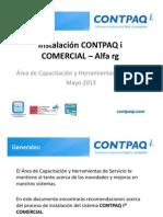 Instalacion Cti Comercial