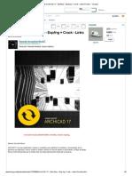 (+99) ArchiCAD 17 - Win_Mac - Esp_Ing + Crack - Links Directos - Taringa!