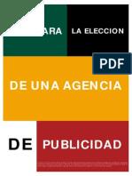 Guia Para La Eleccion de Una Agencia