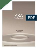 Catalog Axa Porcelaine 2013