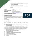 Programa Fundamentos de Biotecnologia II-2009 CS