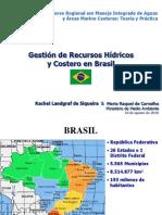 Gestión de Recursos Hídricos y Costero en  BRASIL