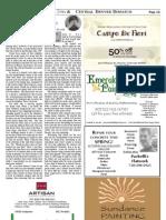 May  2009 Cherry Creek News  p 13-16