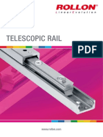 Telescopic Rail Pt