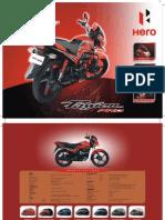Passion Pro Leaflet