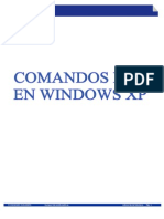 Comandos Dos Windows Xp