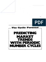 Carl Futia - Predicting Market Trends With Periodic Number Cycle 1982
