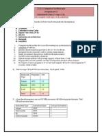 Sem131 CS301 Assignment1 StudentMaterial